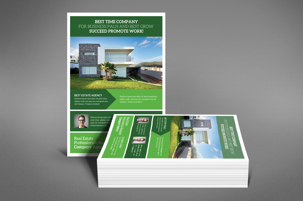 Business Agency Flyer example image 4