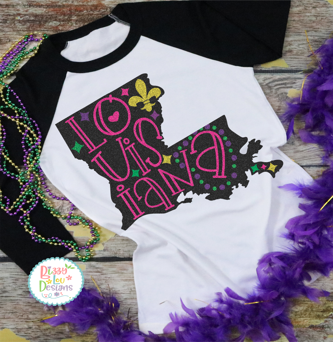 Louisiana State Pride example image 2