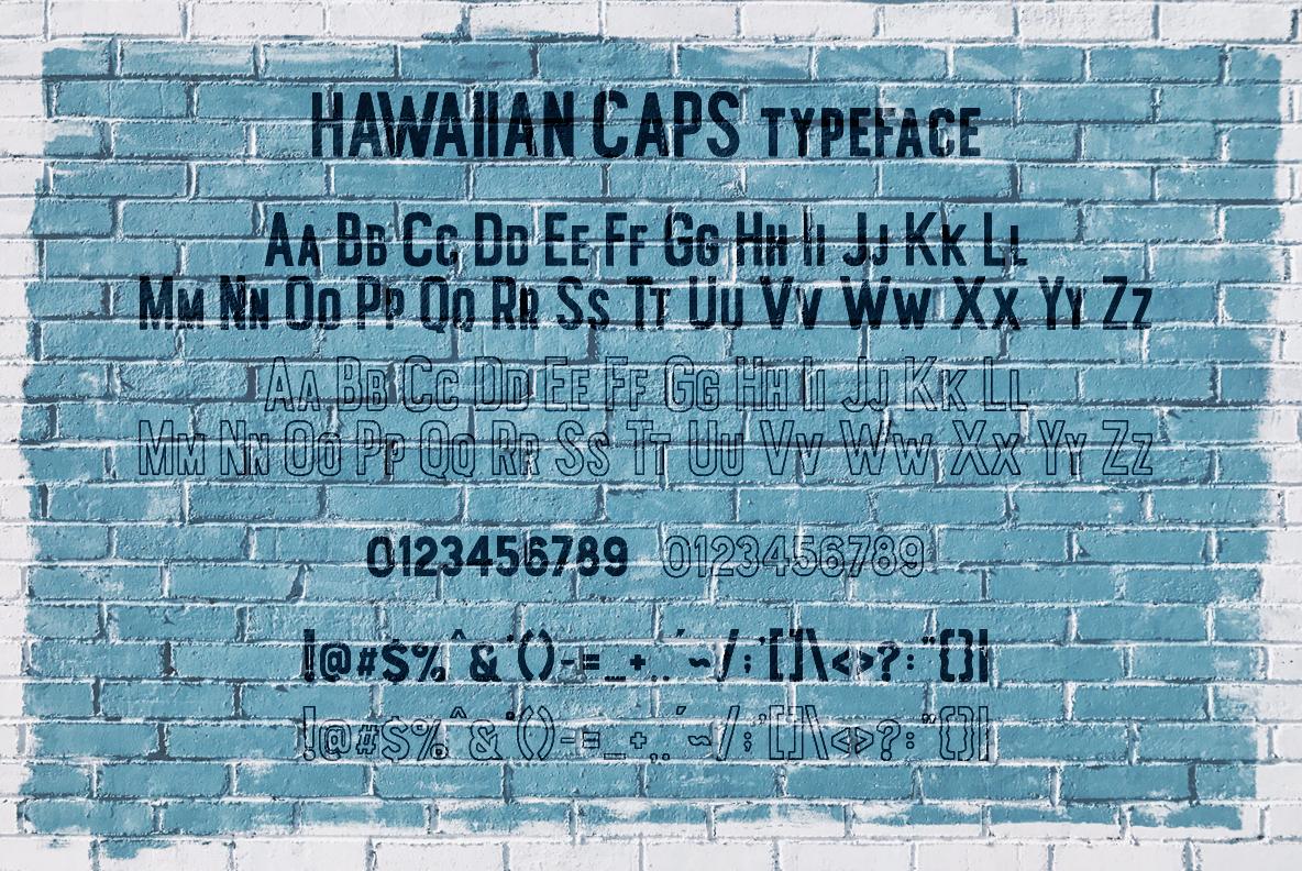 Hawaiian Font Duo example image 16
