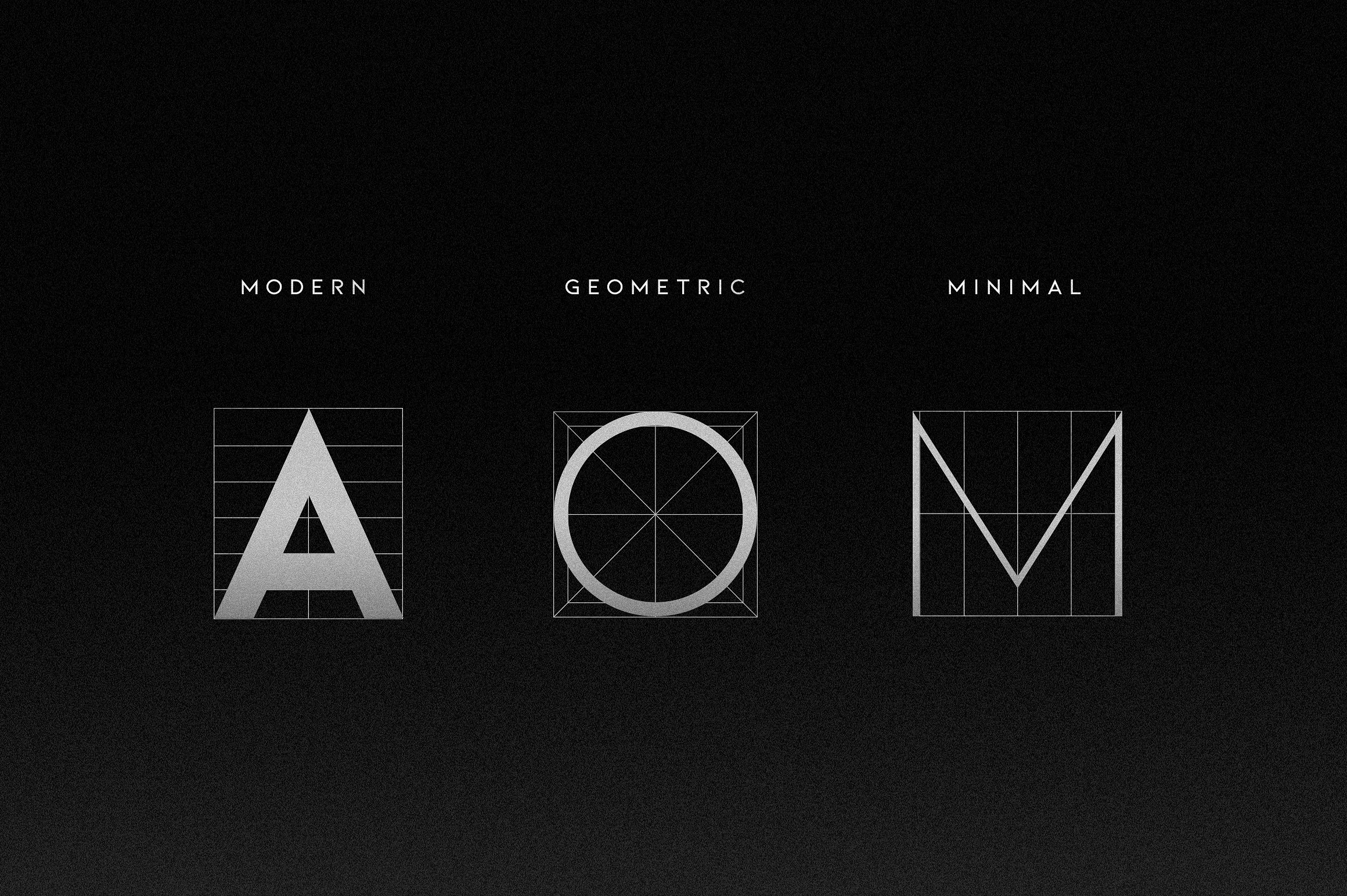 Kiona - A modern font example image 2