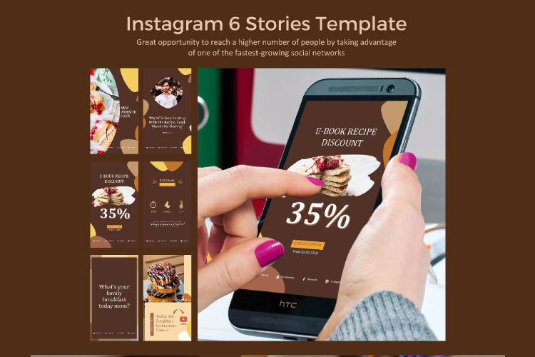 Recipe eBook Creator with Instagram and Youtube Kit example image 7