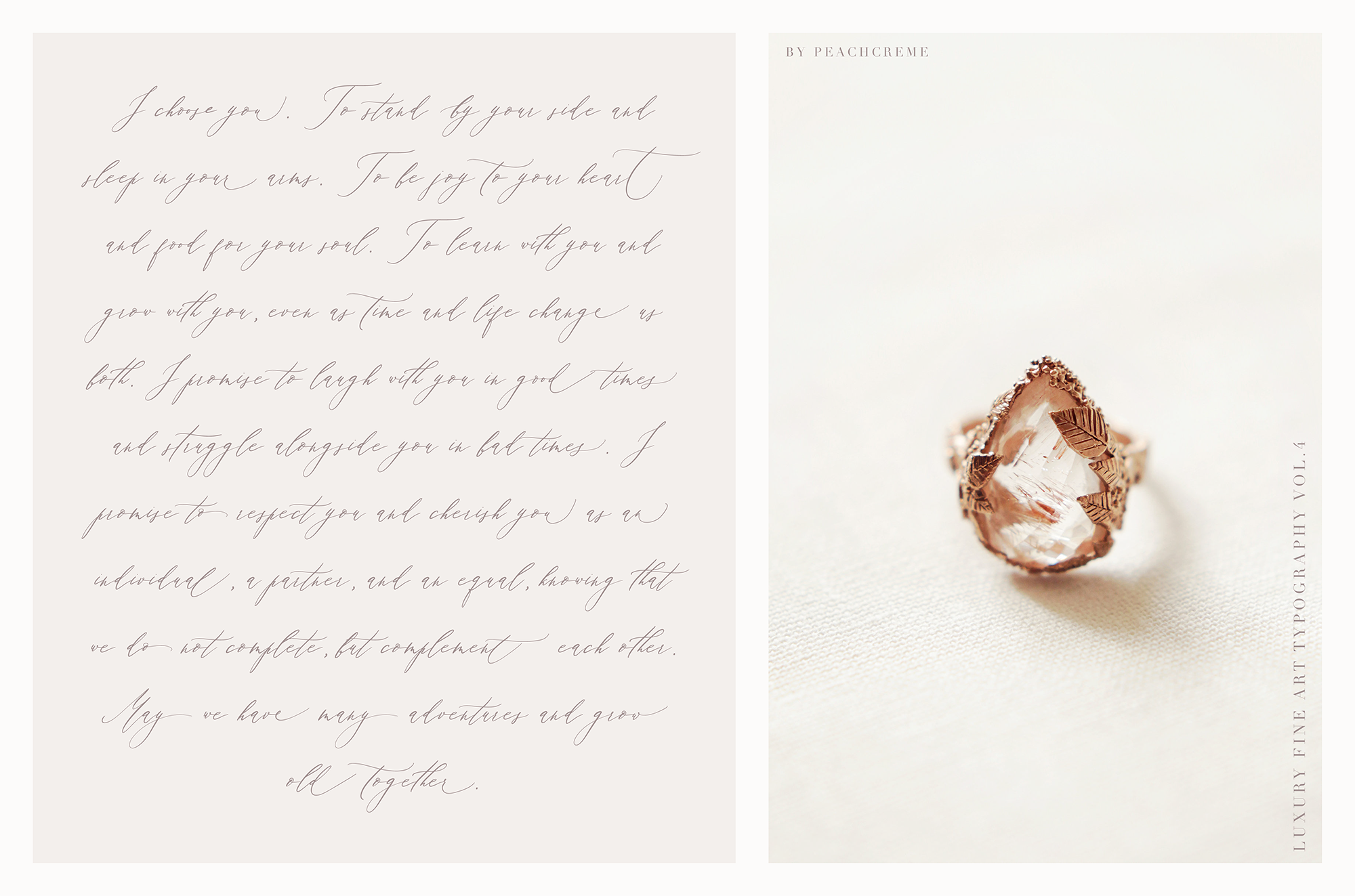 Adora Bouton-Luxury Script example image 9