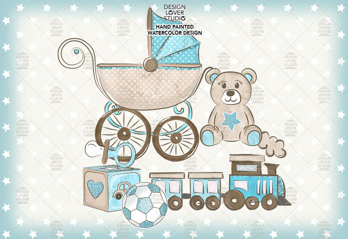 Baby Boy design example image 4