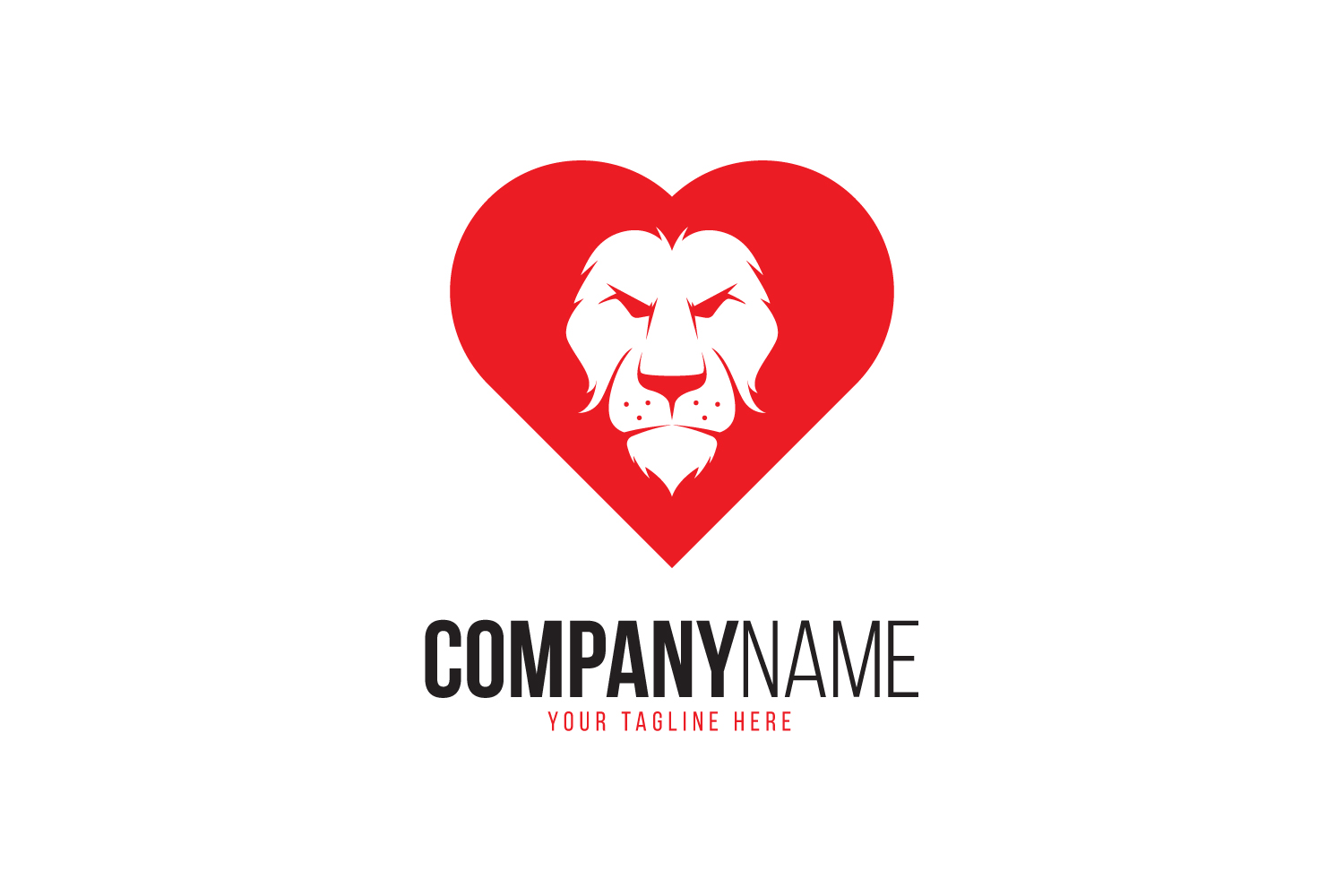 Heart Lion example image 1