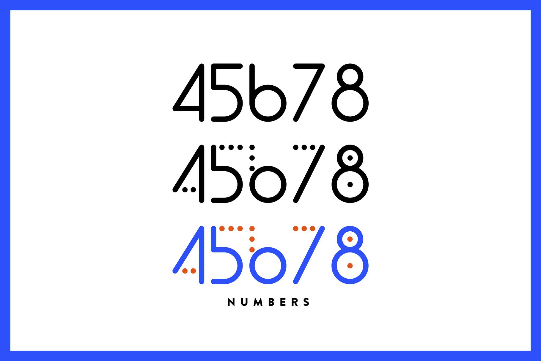 Cornella - Font Family example image 9