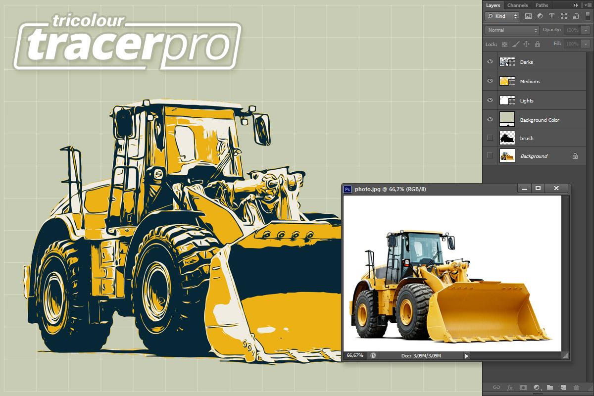 TracerPro example image 6