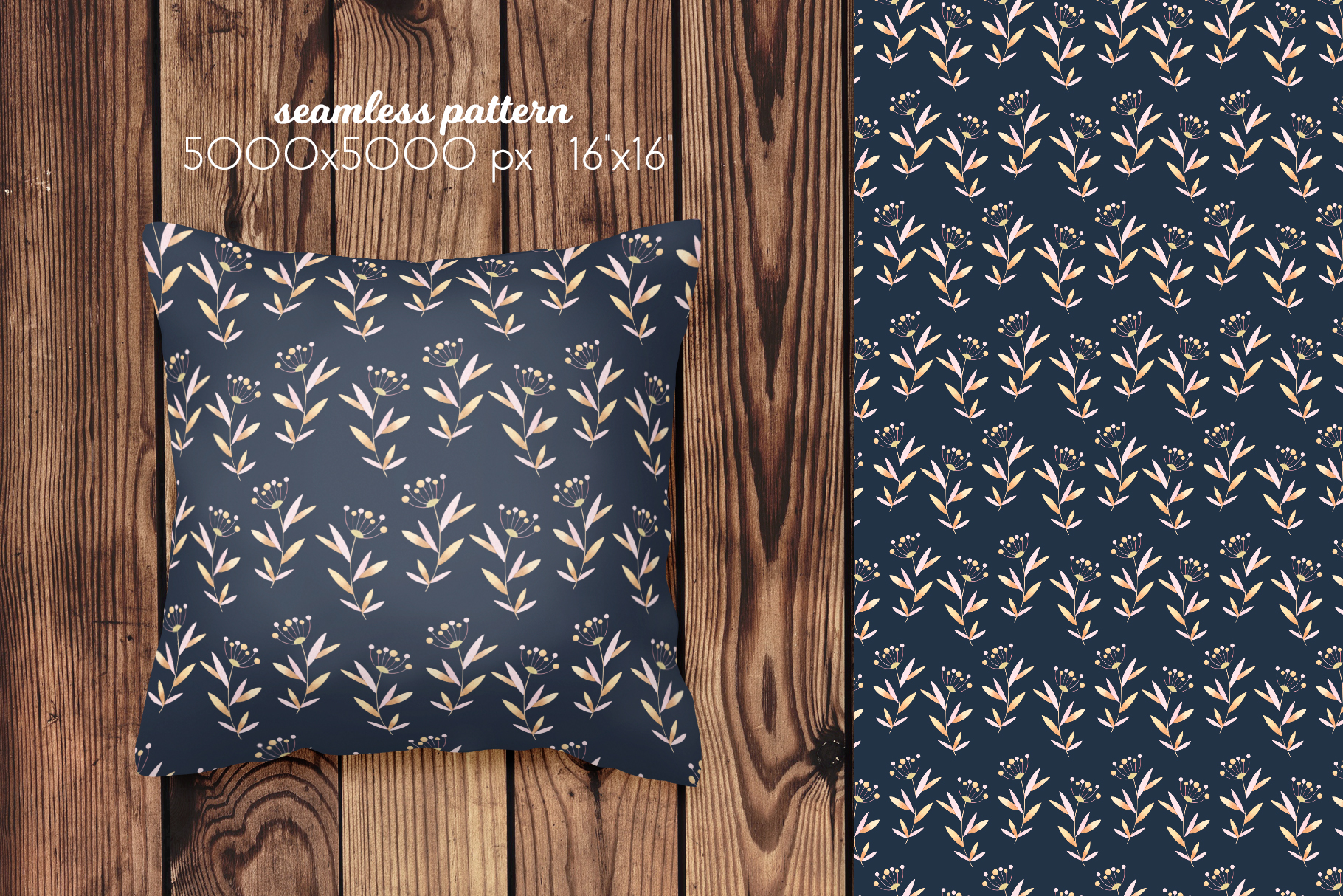 Butterflies and Dragonflies Patterns Collection example image 7