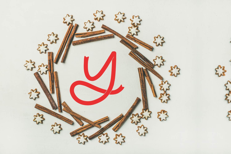 Brave - A Ribbon Monogram Font example image 5