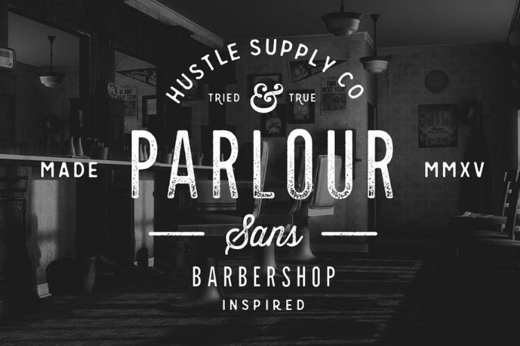 Parlour Sans example image 1