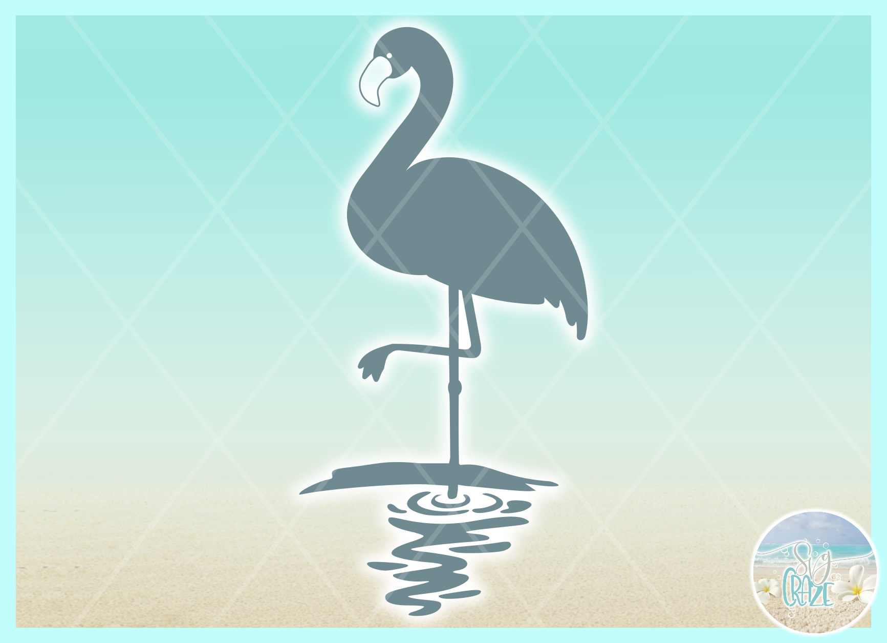 Birds In Water Silhouette Bundle Svg Dxf Eps Png PDF example image 4