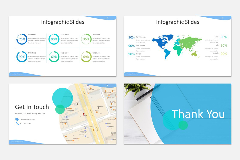 Milde - Multipurpose Keynote Presentation Template example image 5
