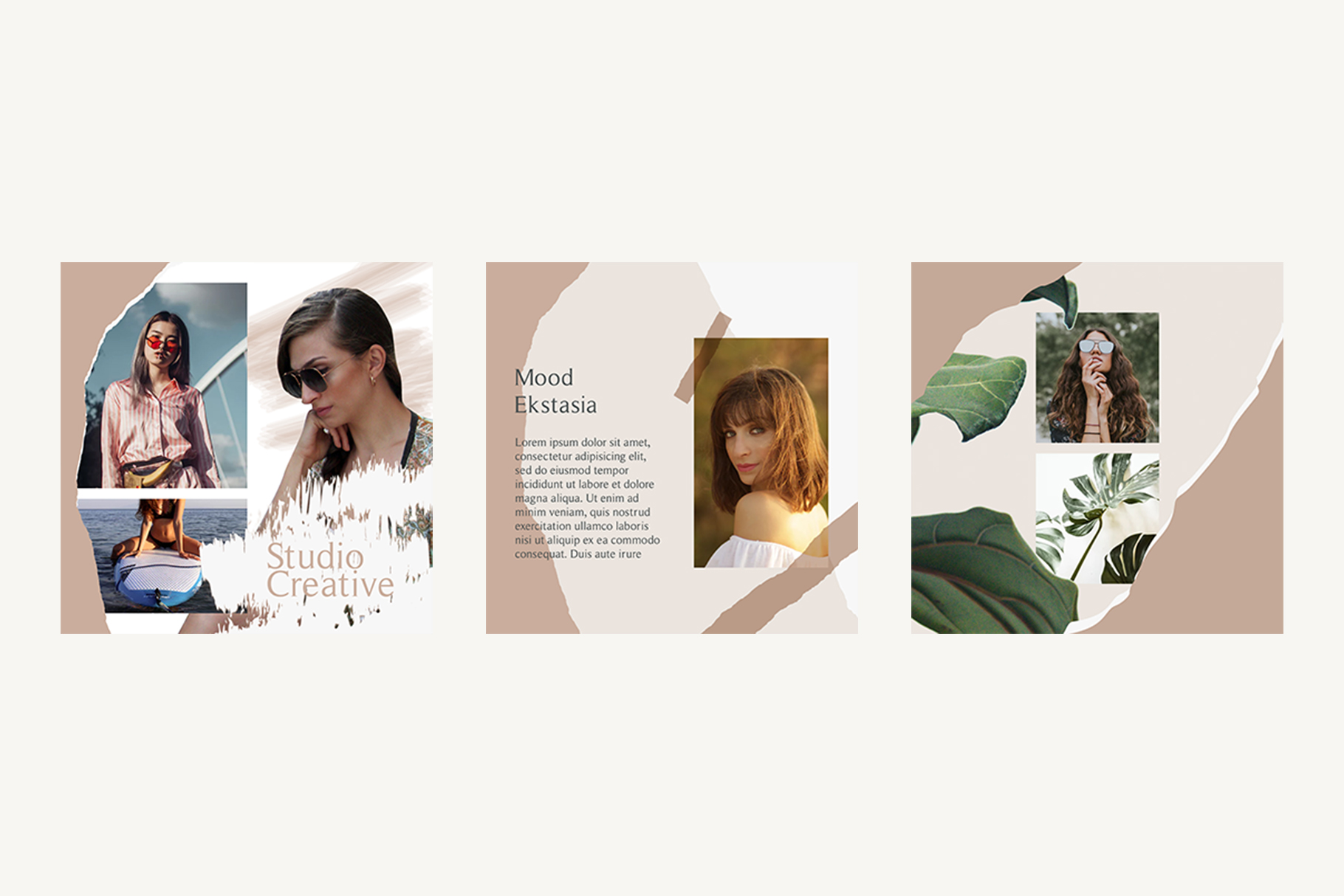 Moody Instagram Templates example image 6