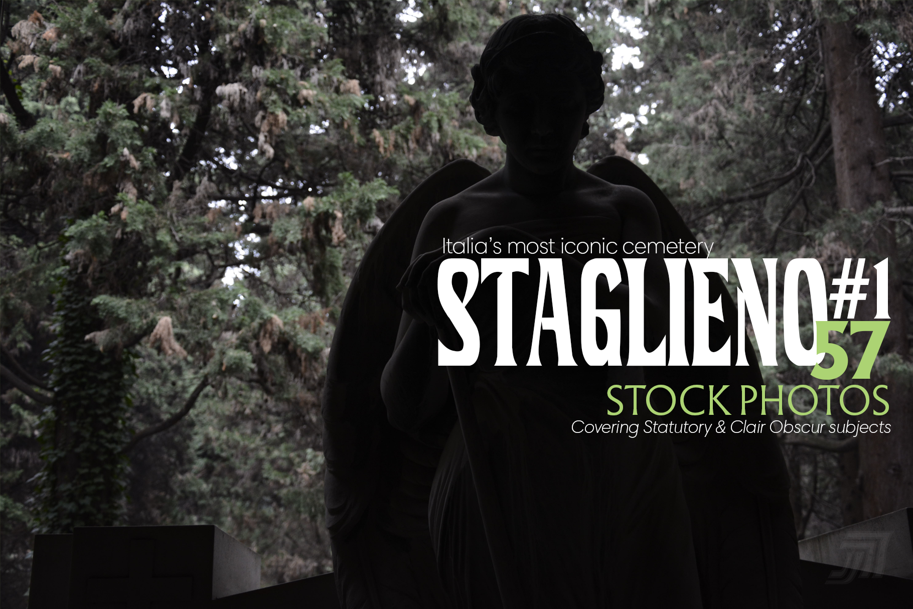 STAGLIENO#1 Funeral Art Stock Bundle example image 10