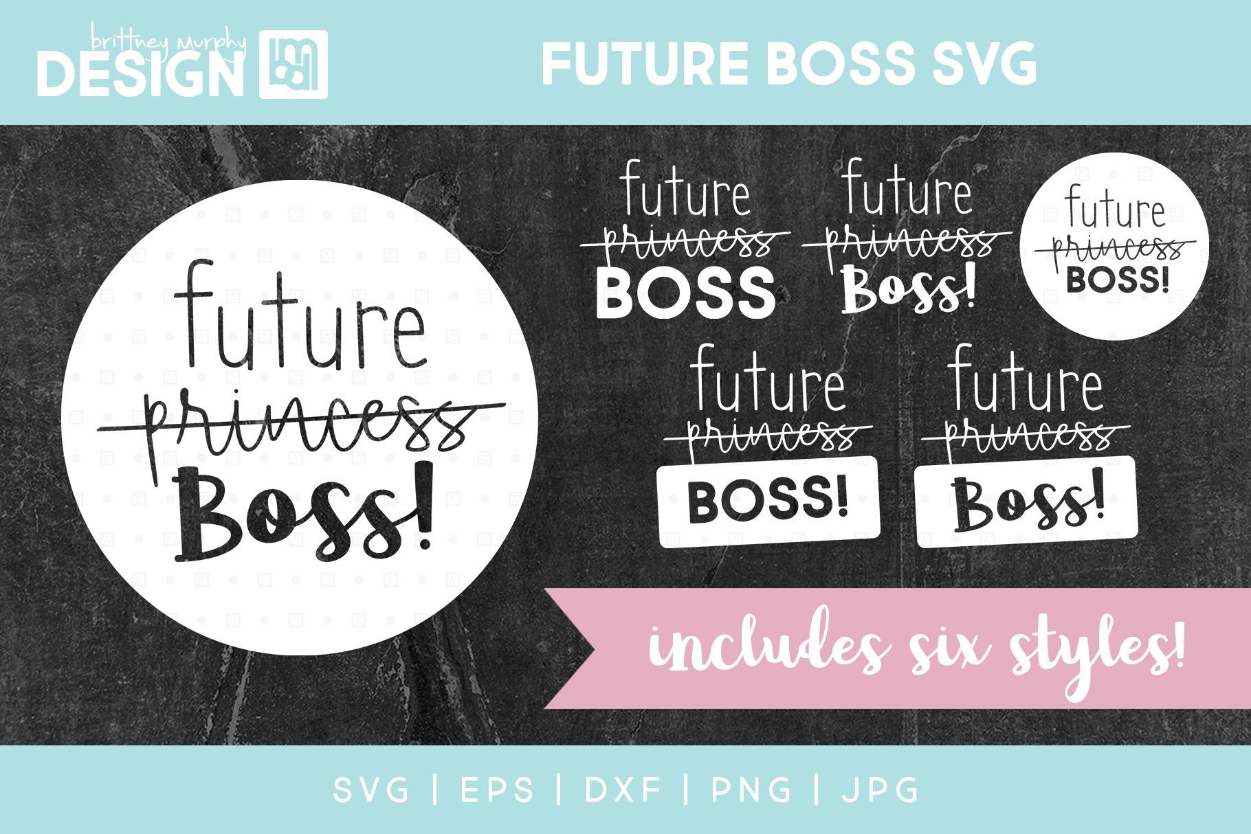 Future Boss example image 1