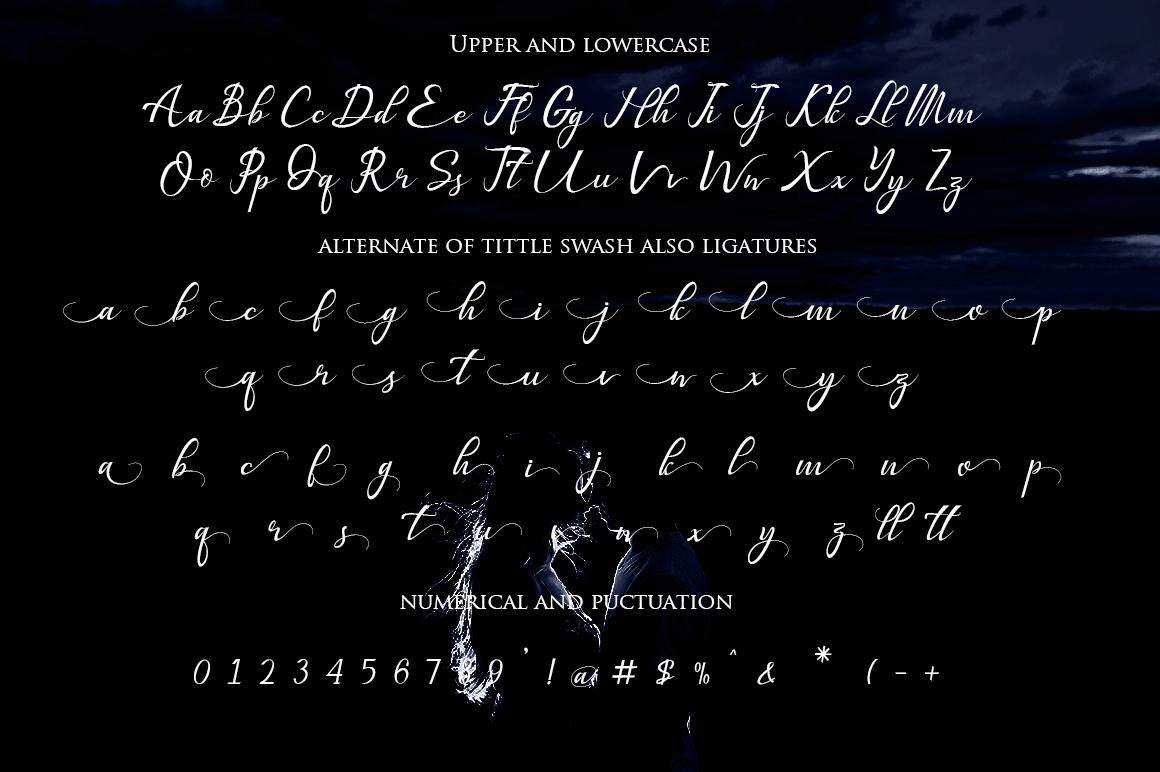 Bestalia Script example image 8
