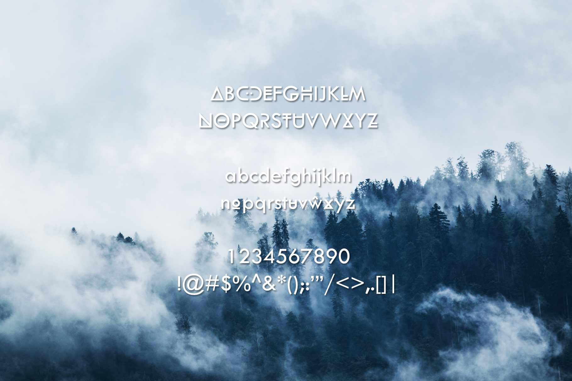 Anthu Mystical Font example image 2