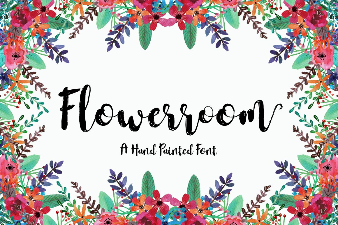 Flowerroom example image 1