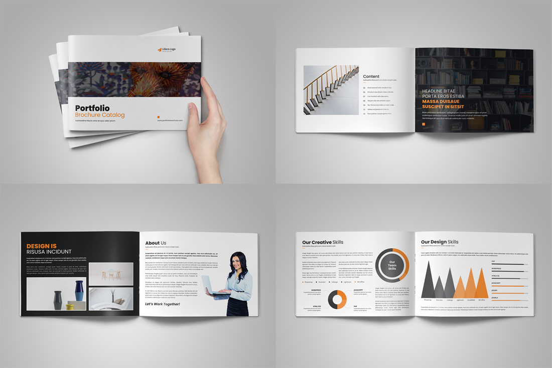 Portfolio Brochure Bundle example image 20