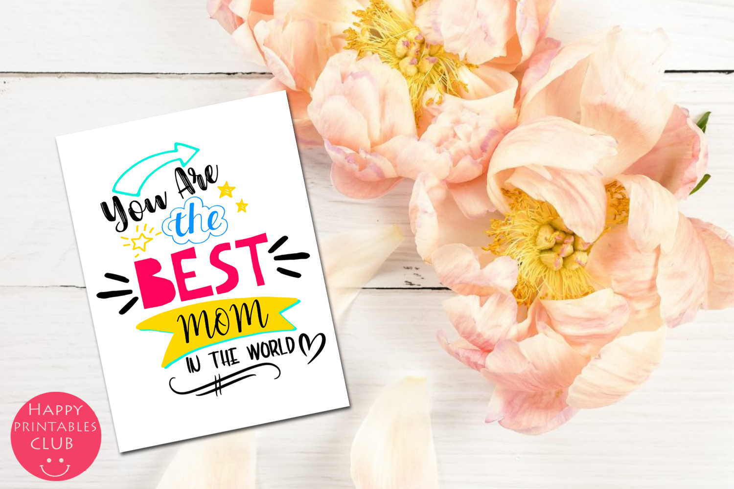Mother's Day Cards for Moms- Happy Mother's Day Cards example image 4