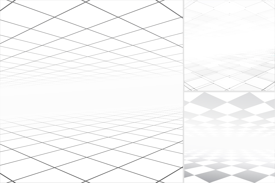 White abstract space. example image 6