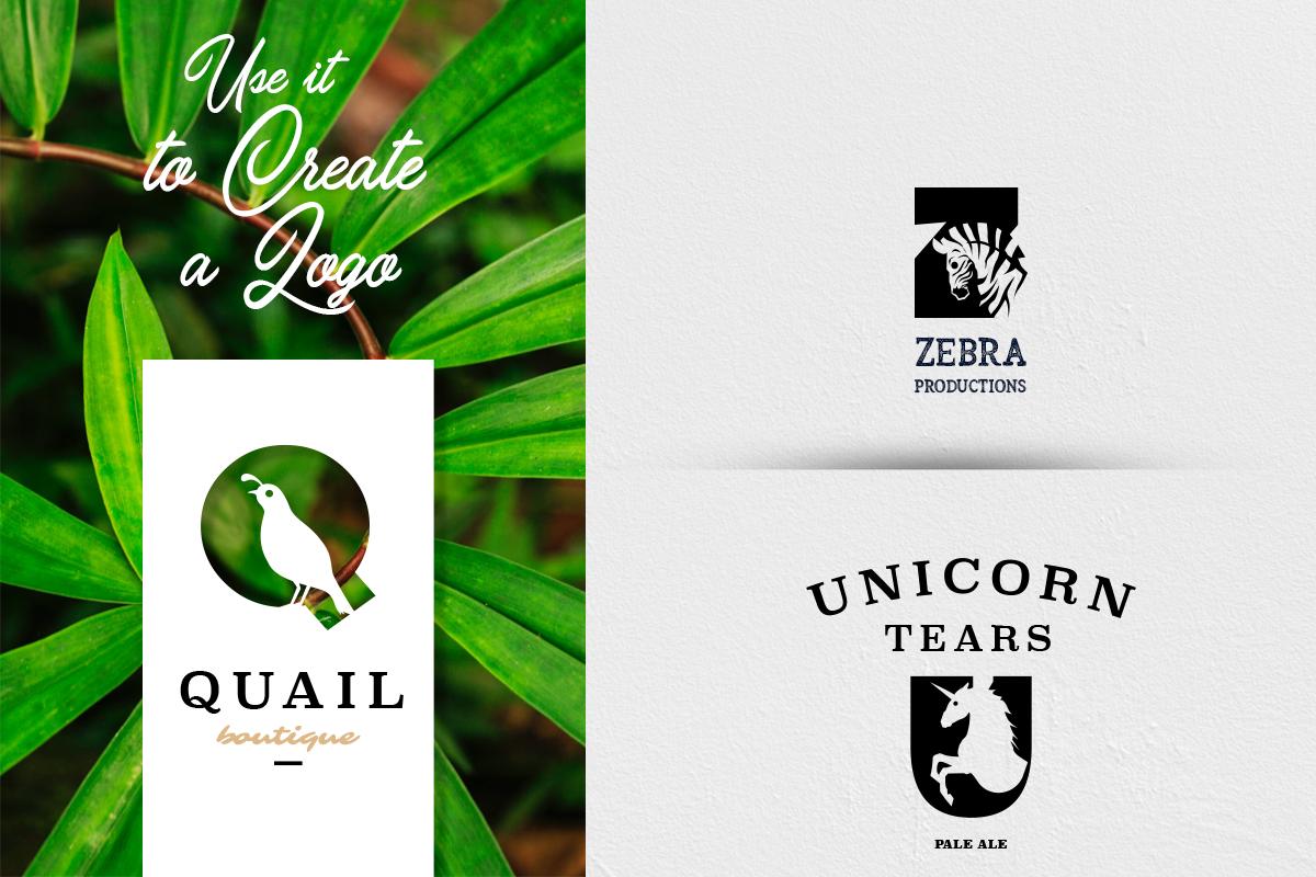 Animal Kingdom Craft Font   Wild Animals Font example image 3