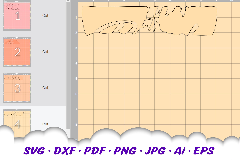Redneck Riviera Beach Summer SVG DXF Cut Files example image 3