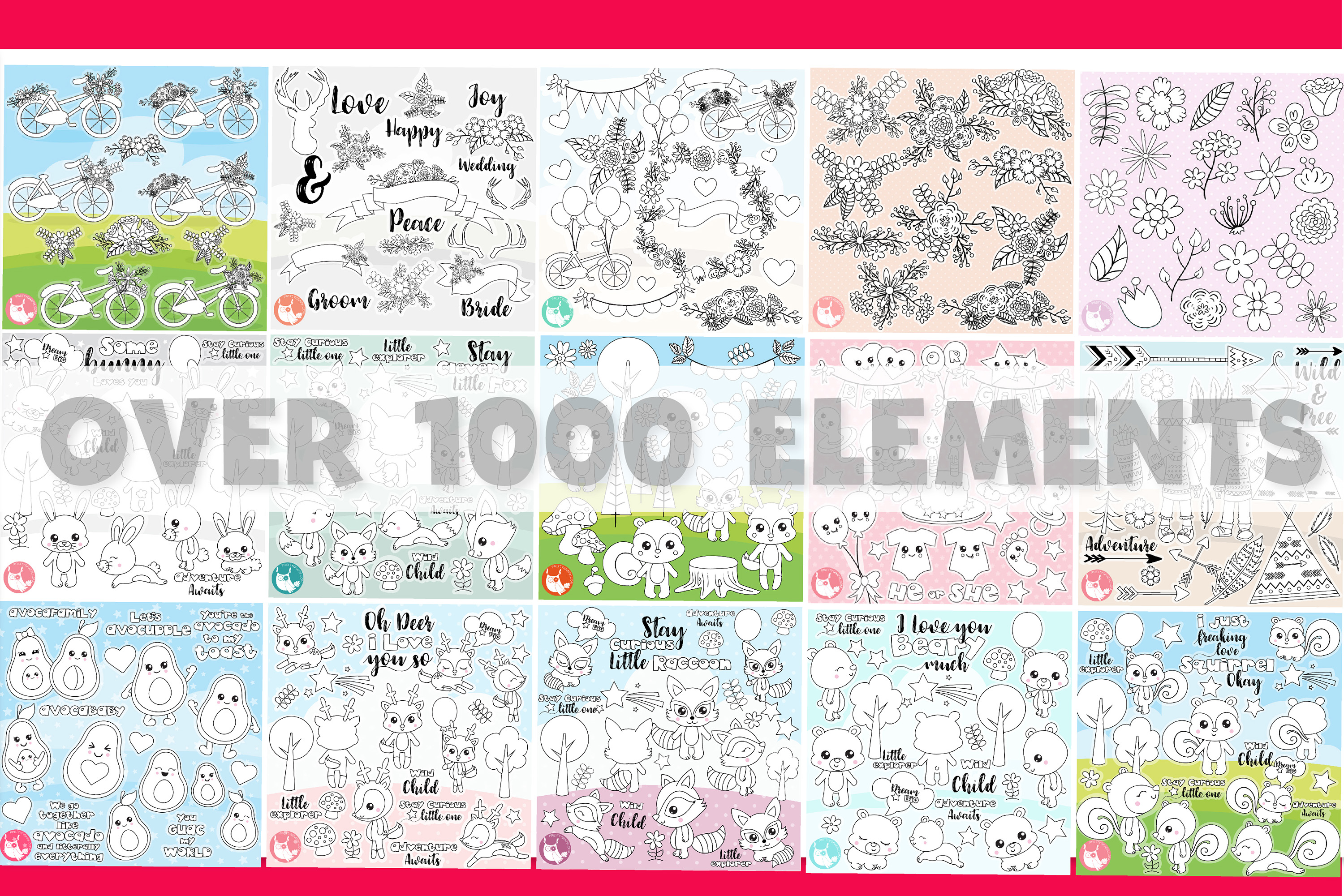 MEGA BUNDLE PART24 - 40000 in 1 Full Collection example image 3