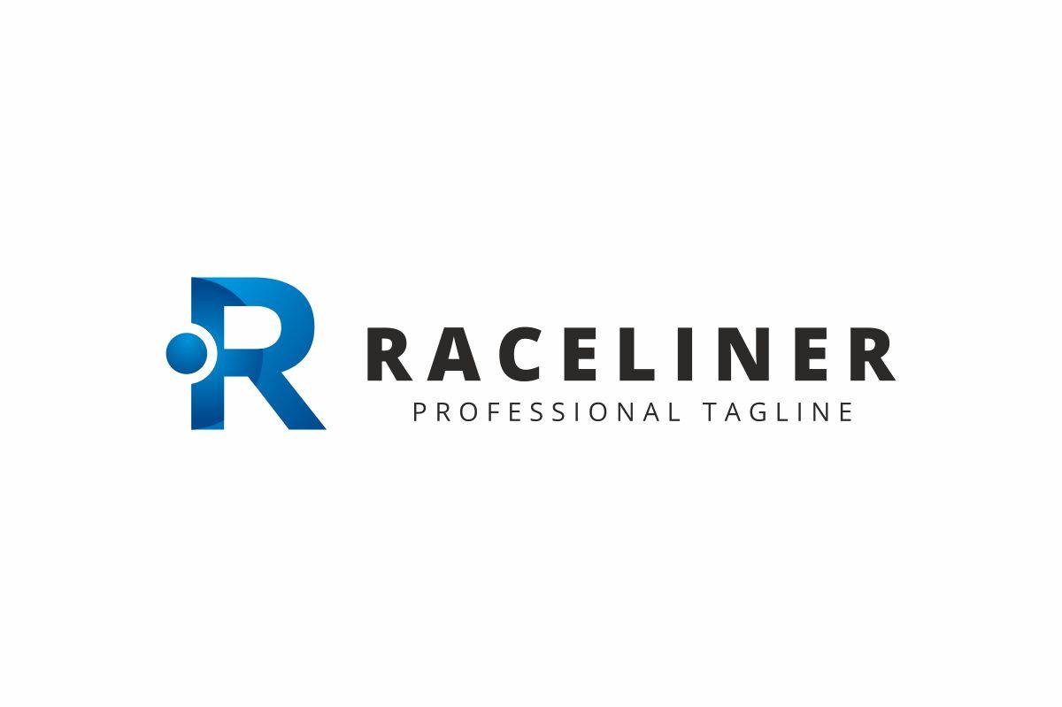 Raceliner R Lettre Logo example image 2