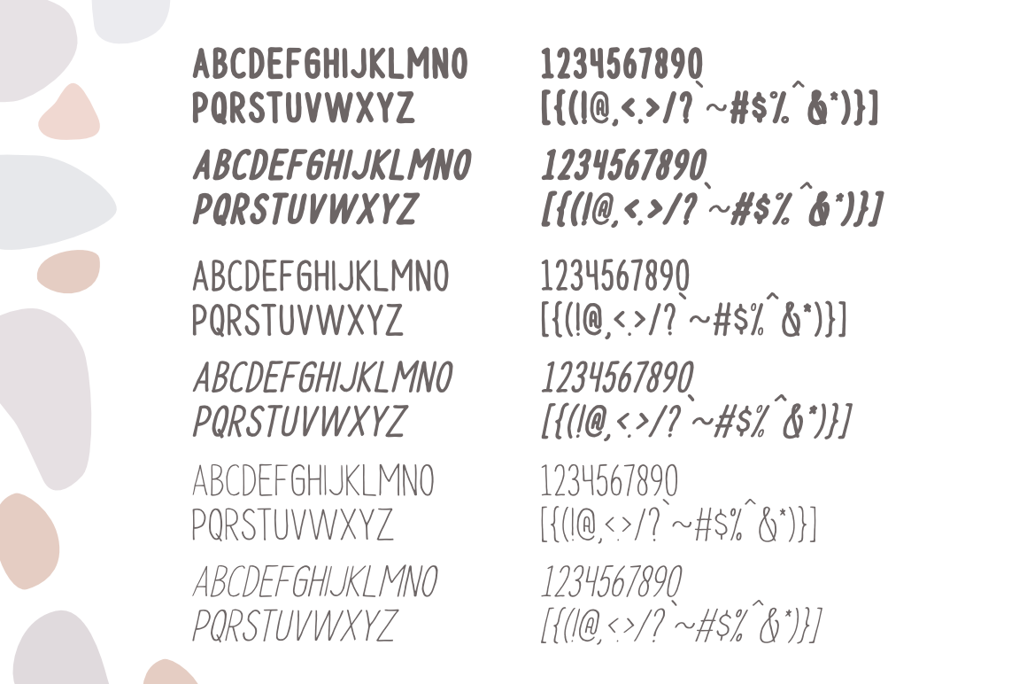 Le Havre City Font example image 9