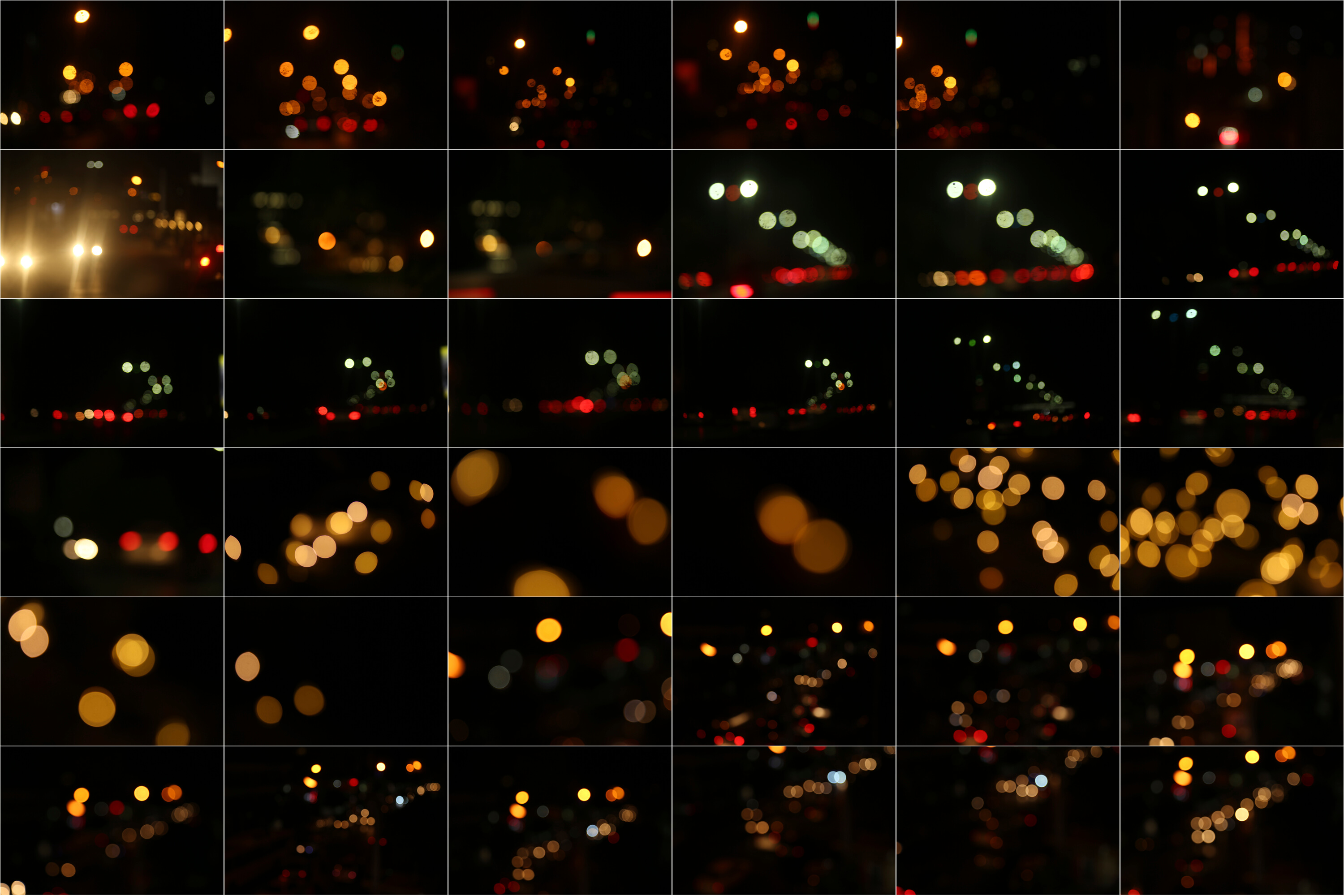 80 Life Style Bokeh Pack 02 lights Effect Photo Overlays example image 8