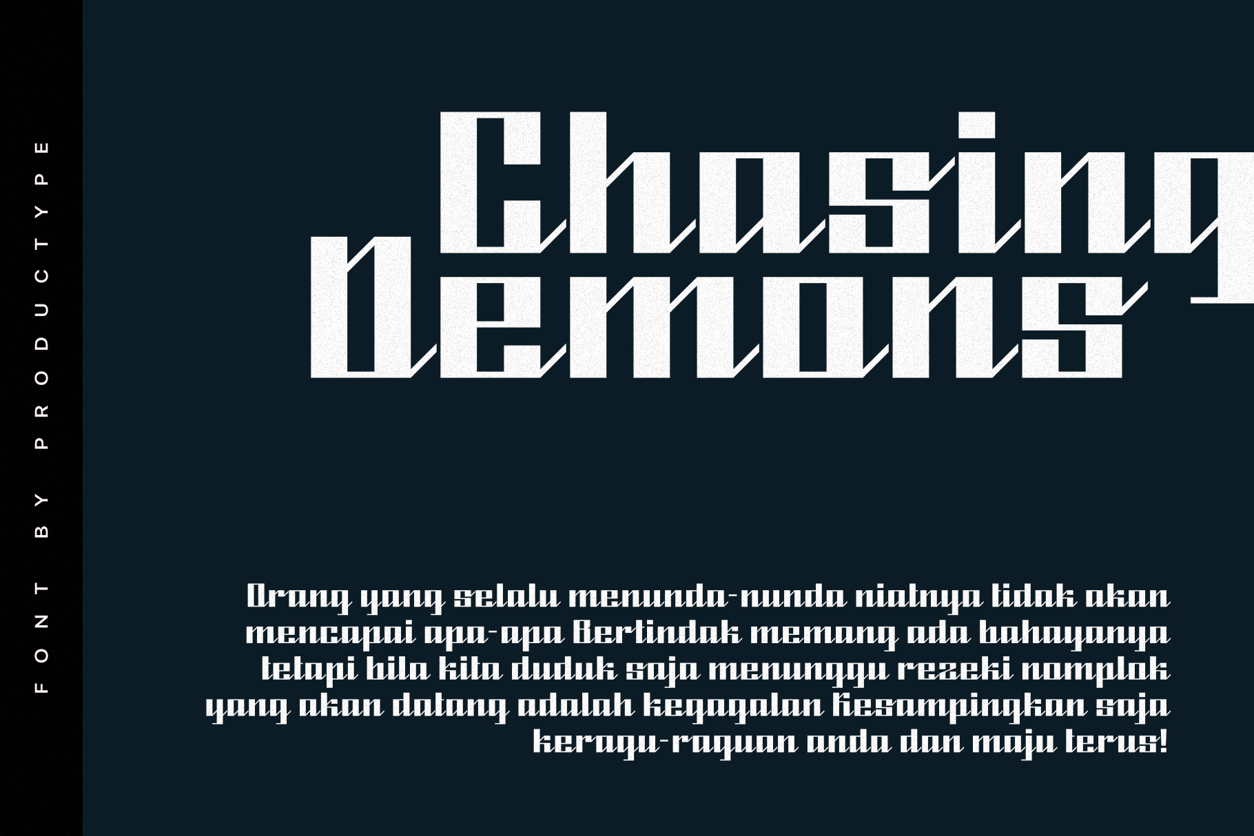 Black Summer Font Family example image 6