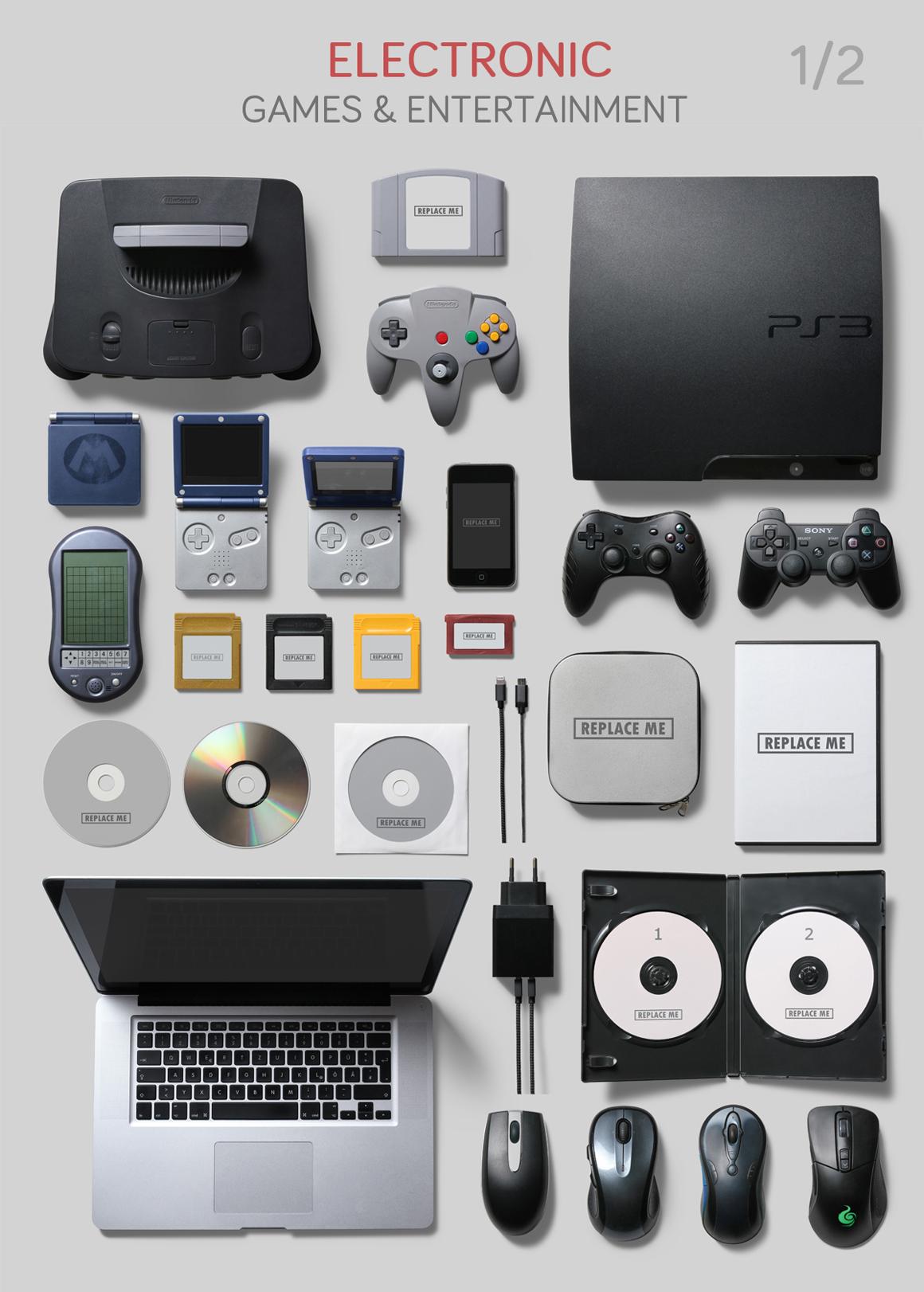 Games & Entertainment Scene Creator example image 9
