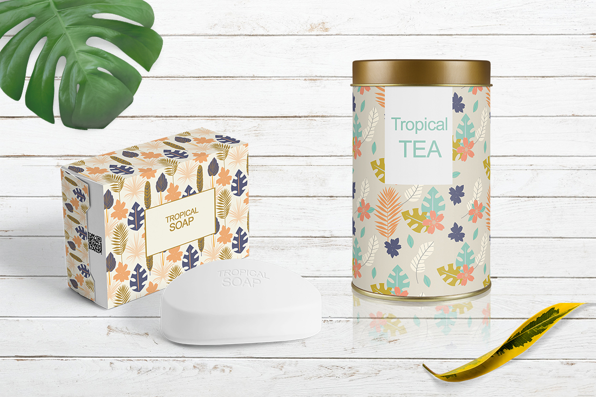 Tropical collection example image 5