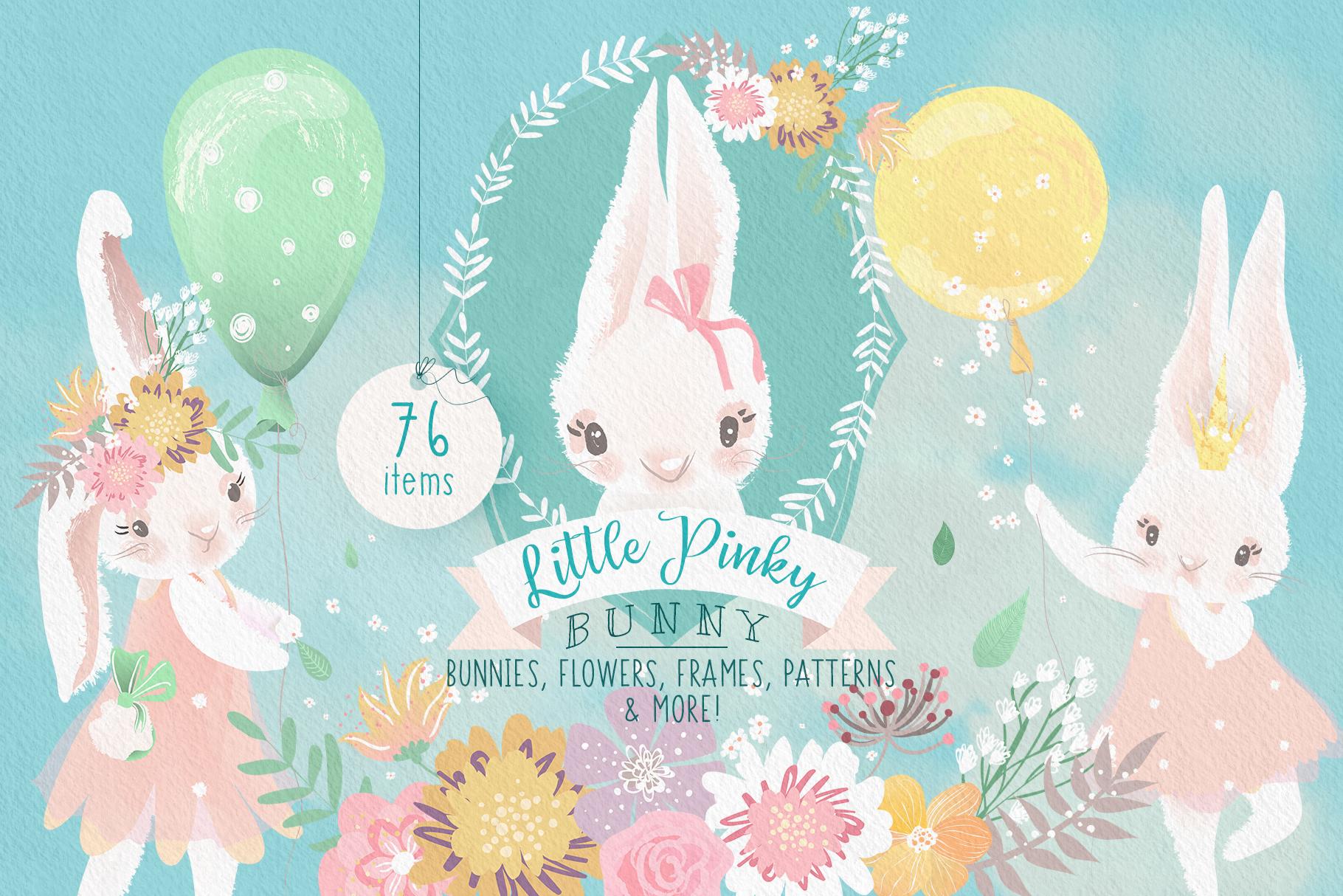 Little Pinky Bunny example image 1