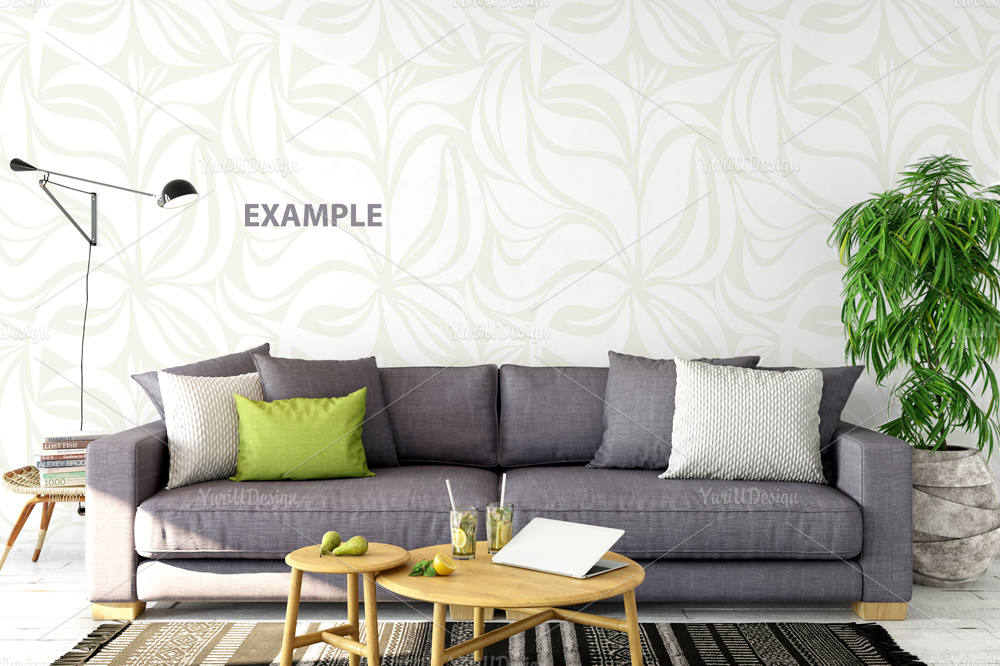 Wall Mockup - Bundle Vol. 1 example image 14