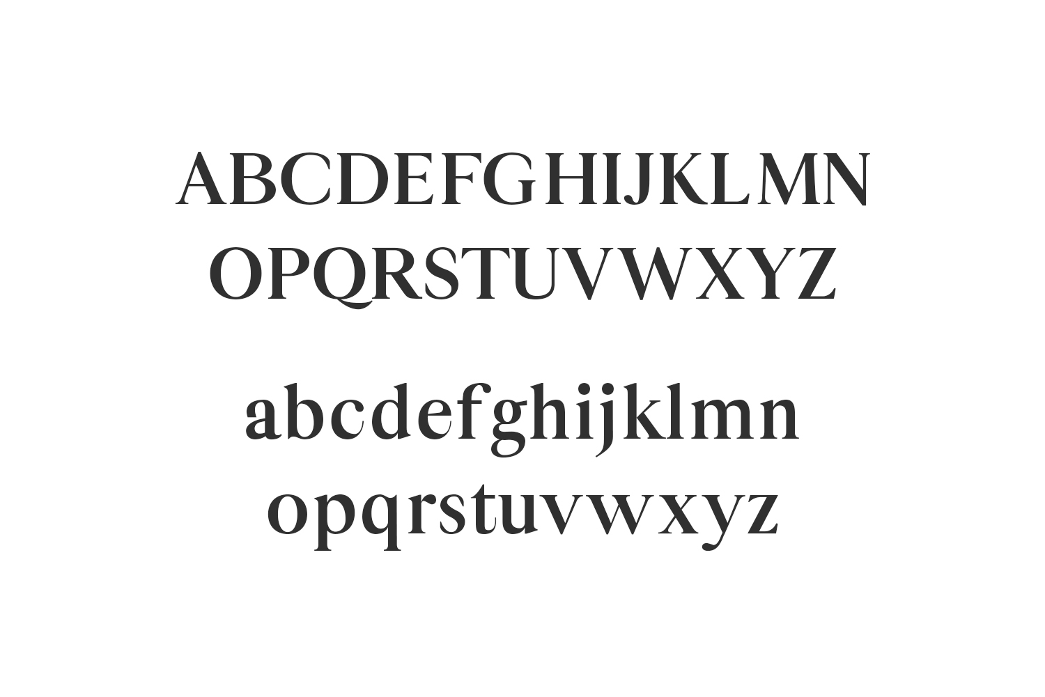 Maiah Serif Font Family Pack example image 2
