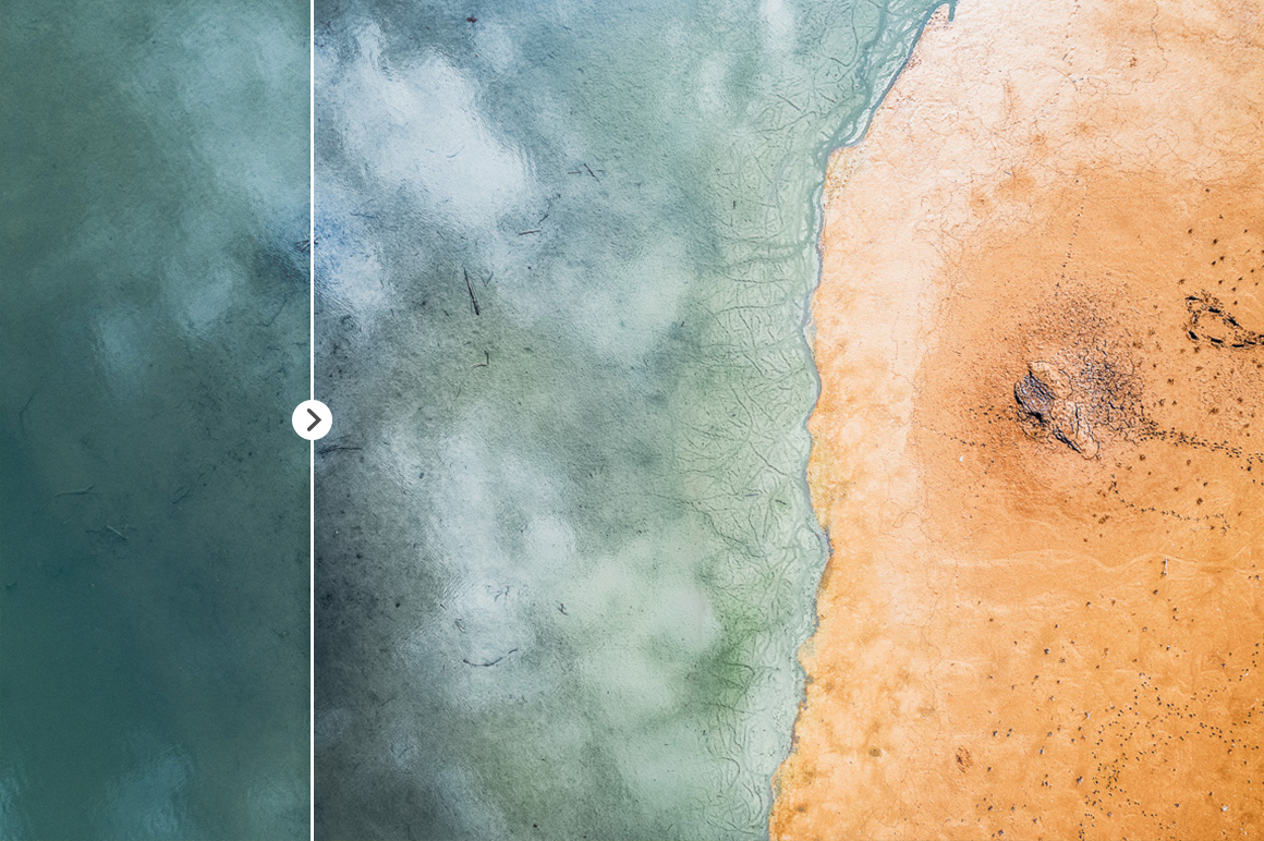 45 Lightroom Presets for Aerial Photography with Drones example image 6