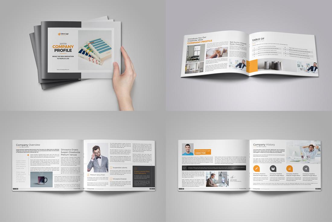 Company Profile Bundle example image 9