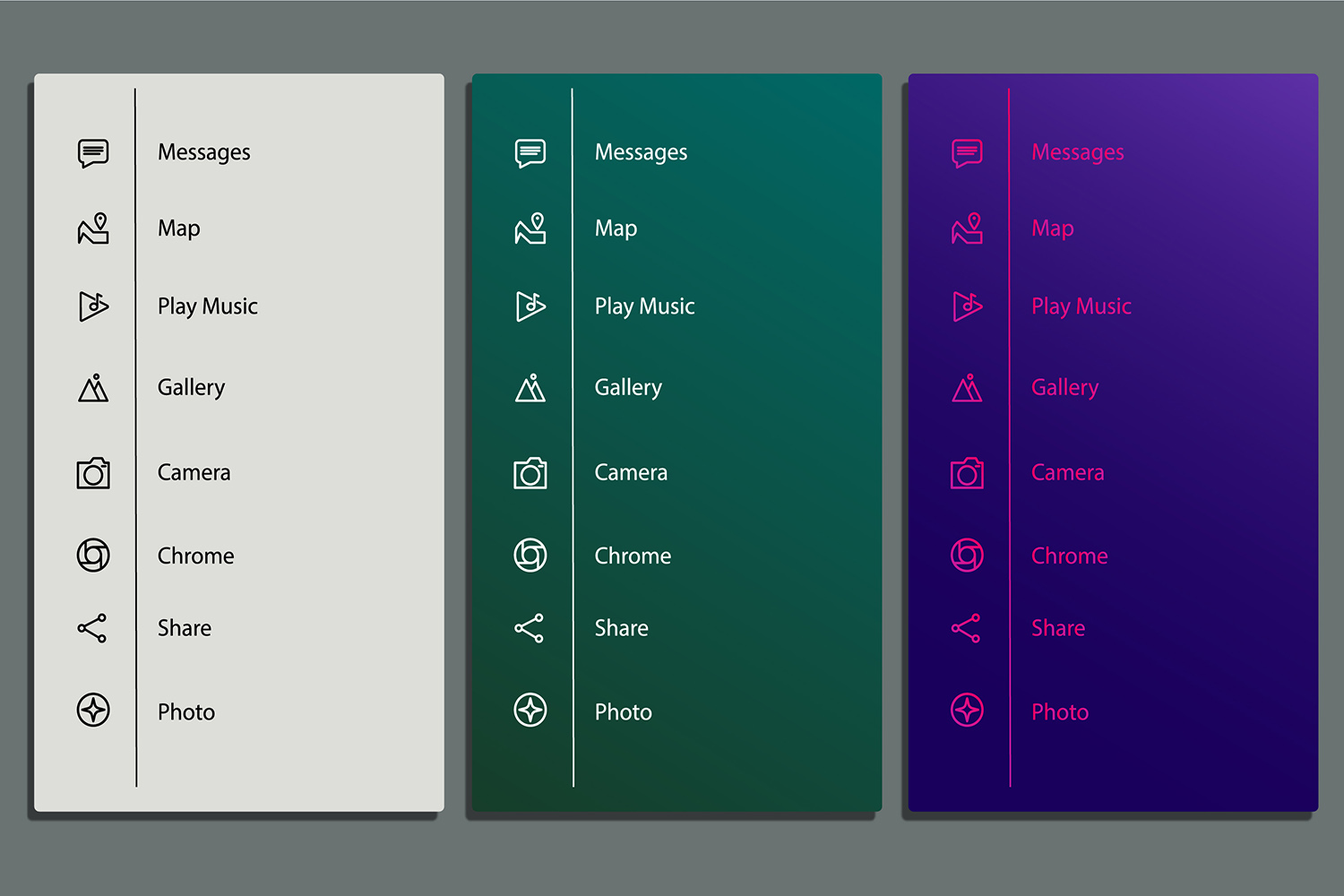 Basic Android Icon Packs example image 2