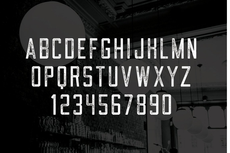 The Brewers Font Collection 8 Fonts example image 7