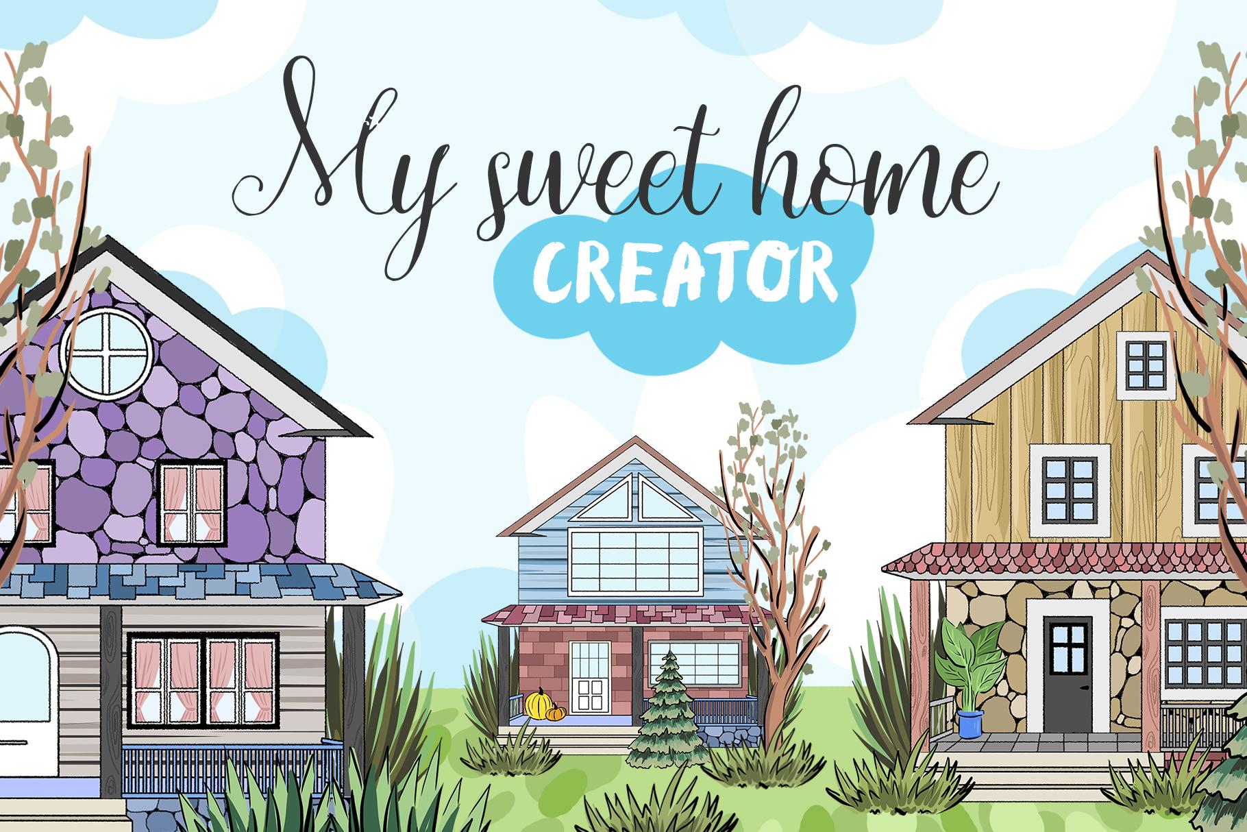 My Sweet Home Creator example image 1