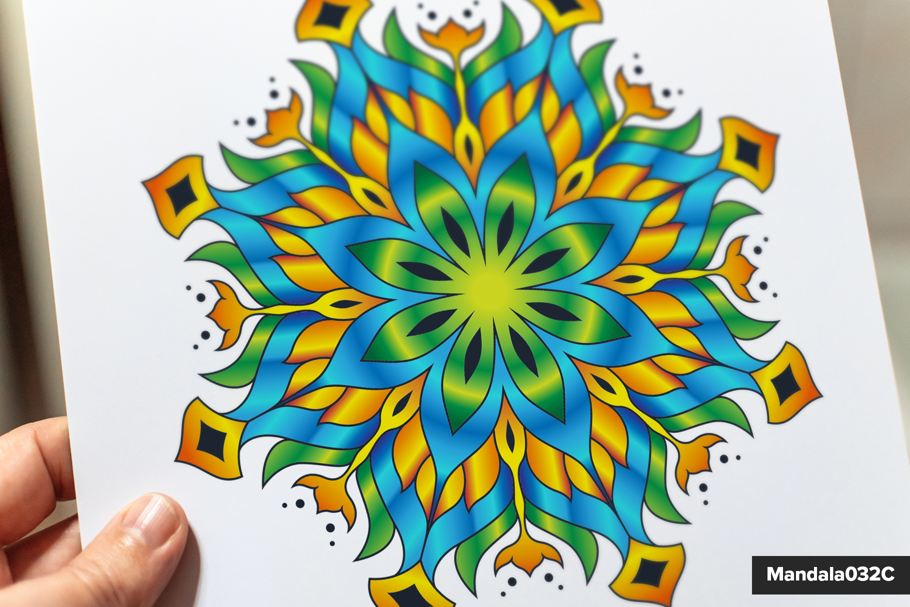 Mandala Vector Ornaments Bundle example image 22