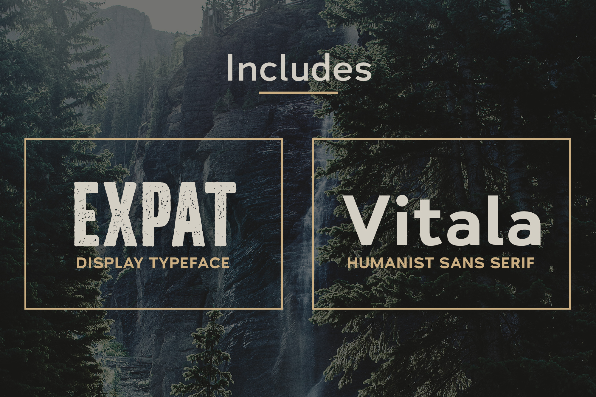 New Adventures | Font Duo by Parker Creative example image 2