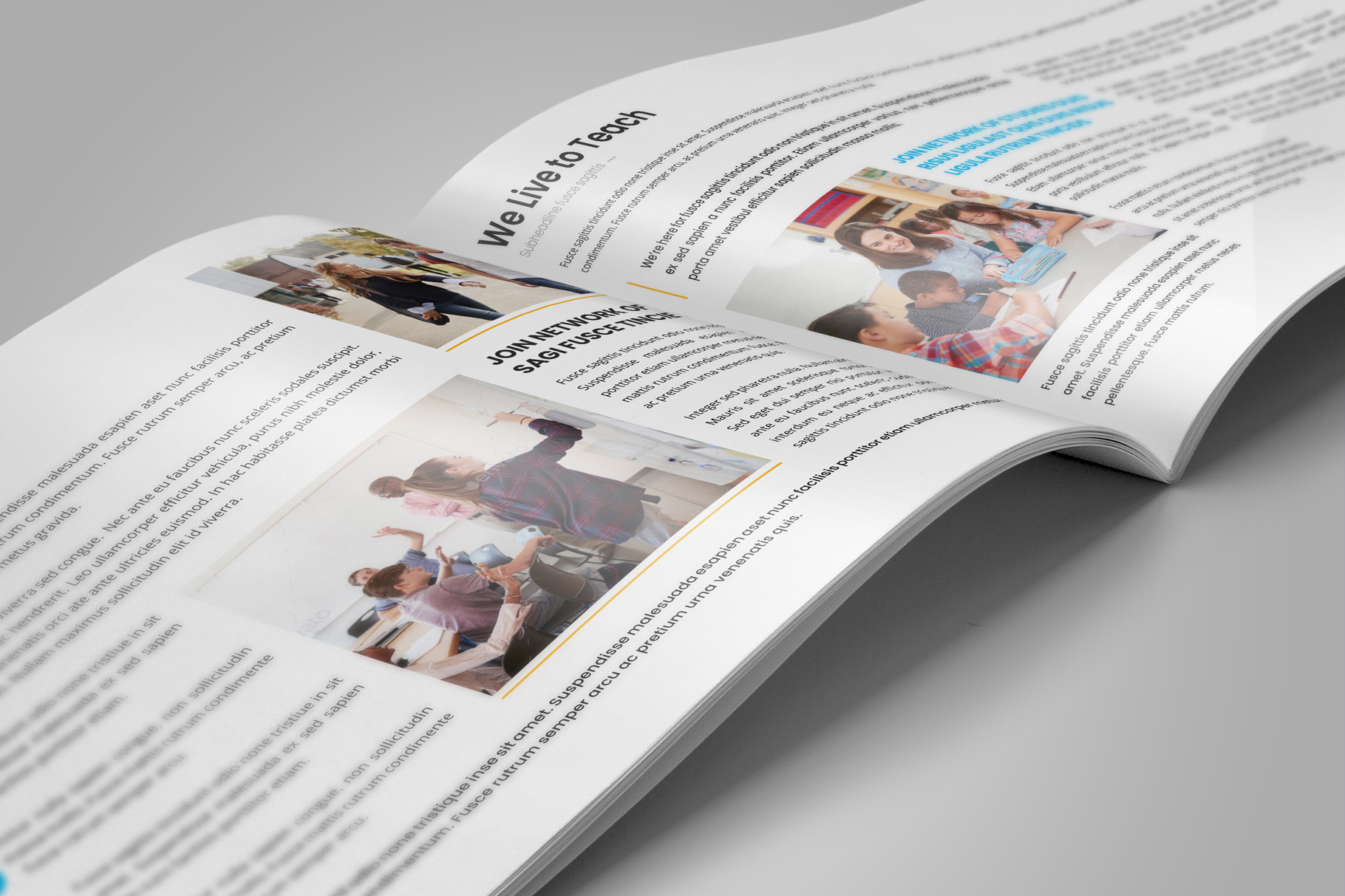 Education Prospectus Brochure v12 example image 5