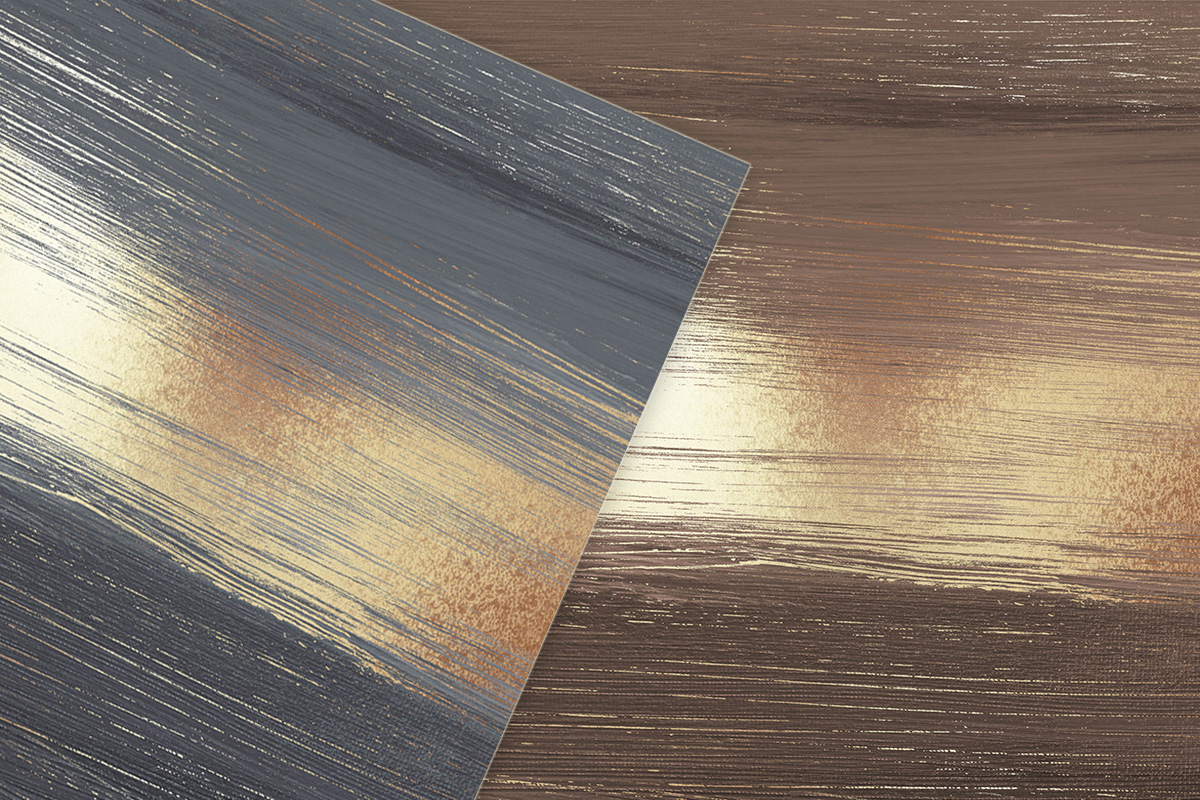 Gold Oil Paint Backgrounds example image 6