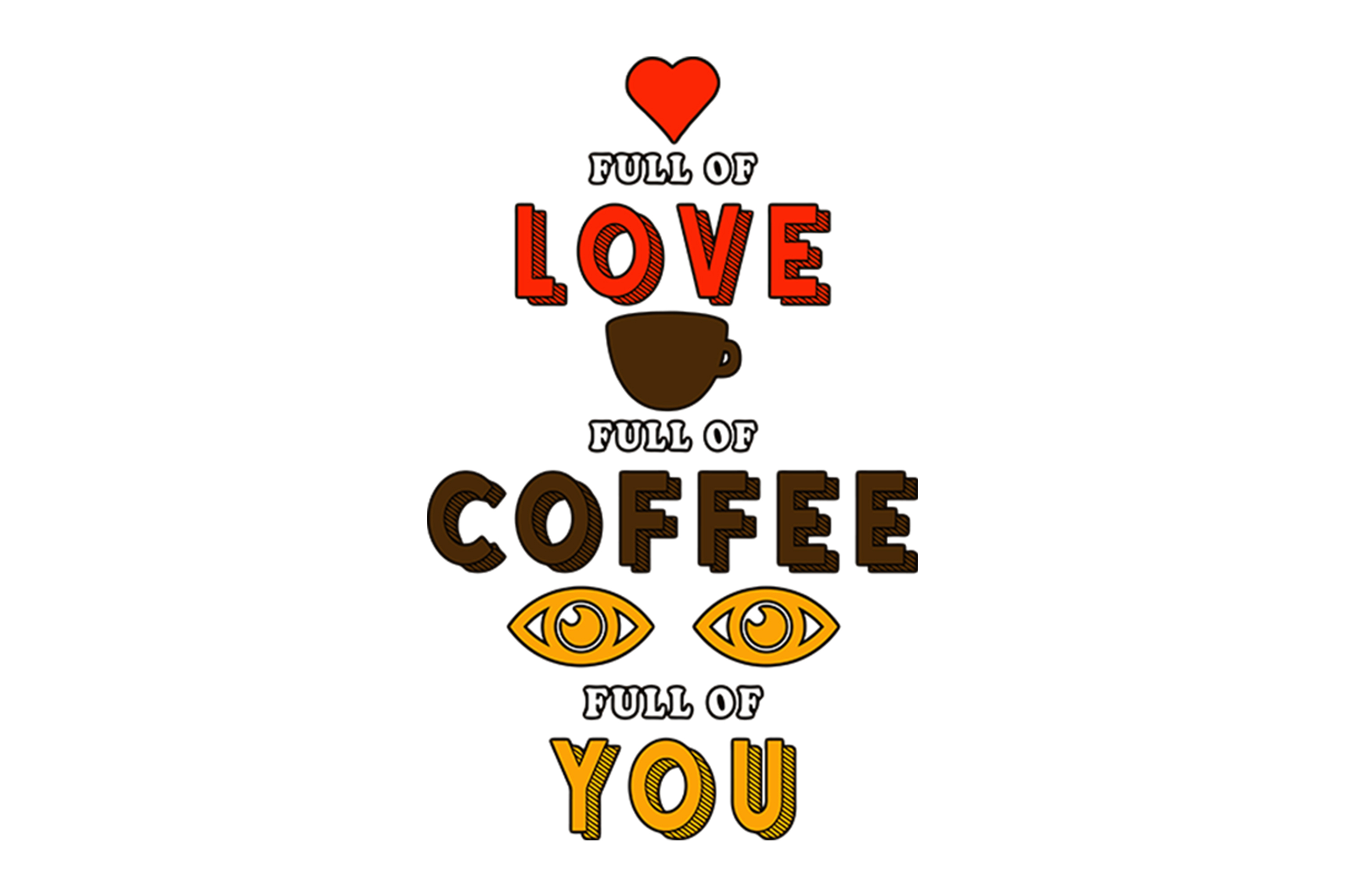 Love Coffee You example image 1