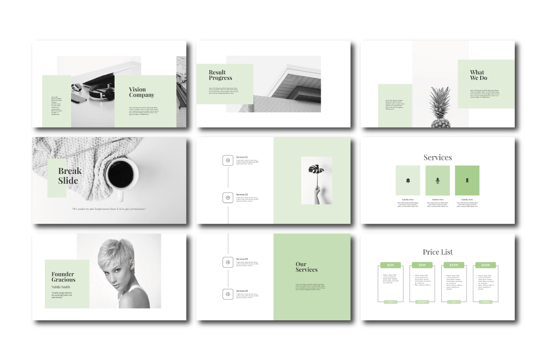 Gracious - Keynote Templates example image 3