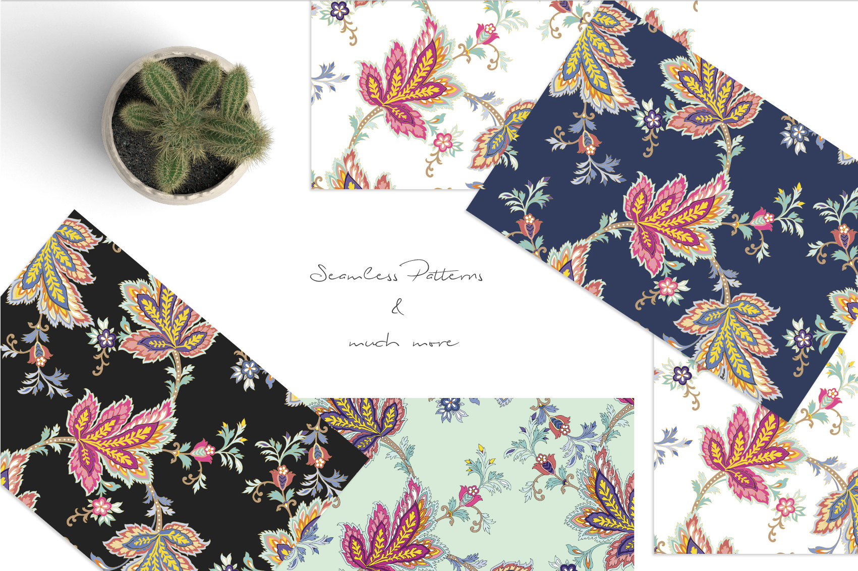 Paisley Florals example image 5