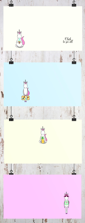 Unicorn's summer example image 9