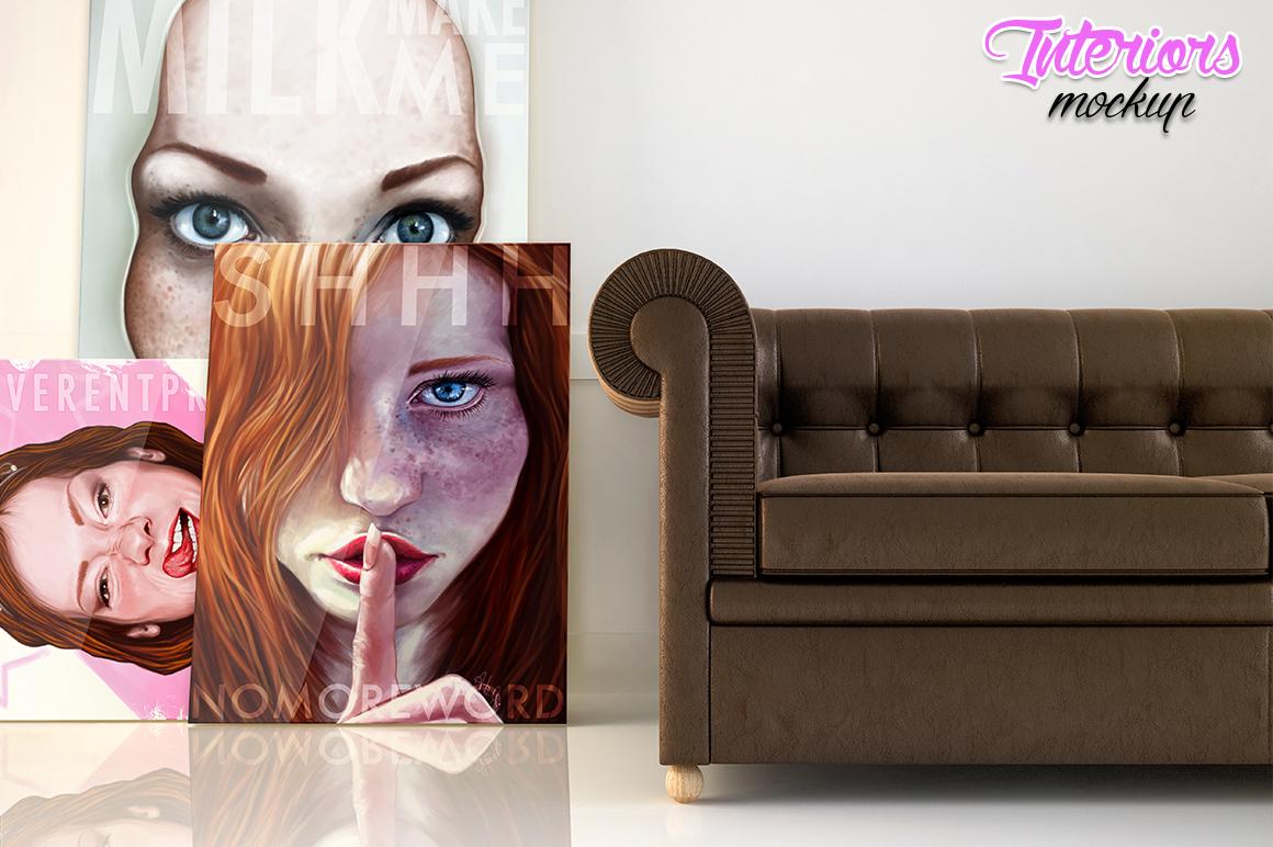 Interiors mockup example image 5